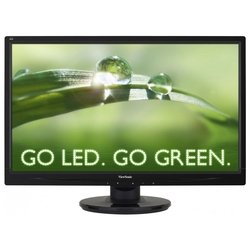 viewsonic va2246-led (черный)