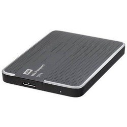 Western Digital WD My Passport Ultra 1TB WDBJNZ0010BTT-EEUE (WDBZFP0010BBK) 1000GB (серый)