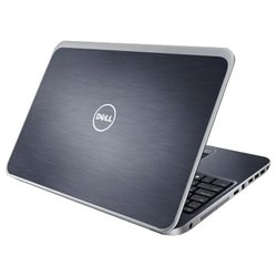 "dell inspiron 5721 (core i5 3337u 1800 mhz, 17.3"", 1600x900, 4096mb, 500gb, dvd-rw, amd radeon hd 8730m, wi-fi, bluetooth, win 8) серебристый"