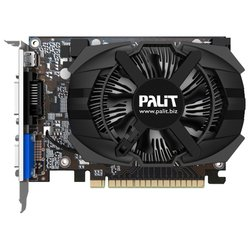 Видеокарта Palit GeForce GTX 650 (1058Mhz, PCI-E 3.0, 1024Mb, 5000Mhz, 128 bit, DVI, Mini-HDMI, HDCP) ОЕМ