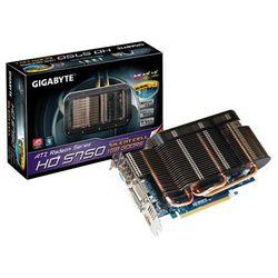Видеокарта GIGABYTE Radeon HD 5750 700Mhz PCI-E 2.1 1024Mb 4600Mhz 128 bit 2xDVI HDMI HDCP RTL