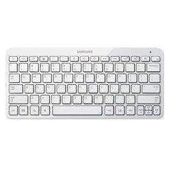 Samsung BKB-10 White USB - Клавиатура BlueTooth для Samsung Galaxy Tab2/Tab3/Note 10.1/Note 8.0 BKB-10RUWEGSER (белый)  Русские буквы