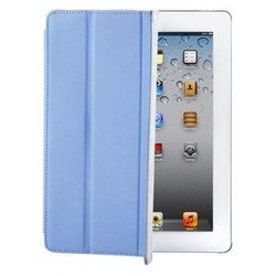 чехол для apple ipad 3 и ipad 2 (targus thd00802eu-52) (синий)