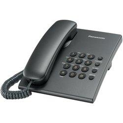 Panasonic KX-TS2350RUT (темно-серый)