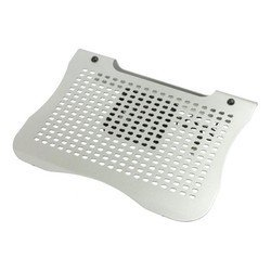 Охлаждающая подставка PC PET NBS-31C (серая)