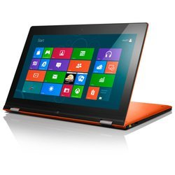 "lenovo ideapad yoga 13 (core i7 3537u 2000 mhz/13.3""/1600x900/8192mb/128gb/dvd ���/intel hd graphics 4000/wi-fi/bluetooth/win 8 64) orange"