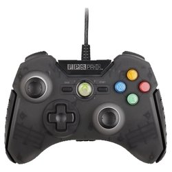 mad catz pro wired gamepad for xbox 360 - stealth