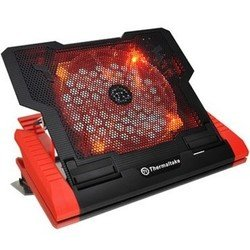 Охлаждающая подставка Thermaltake Massive 23GT (CLN0019) (черно-красная)
