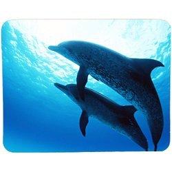 Коврик для мыши (Buro BU-M40083) (Дельфины)