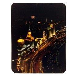 Коврик для мыши (Buro BU-M80007) (Ночной город)