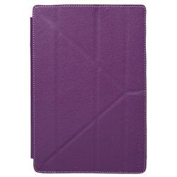 """Универсальный чехол для планшетов 10"""" (CONTINENT UTS-101 VT) (фиолетовый)"""
