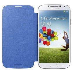 Чехол для Samsung Galaxy S4 i9500 (EF-FI950BCEGRU) (голубой)
