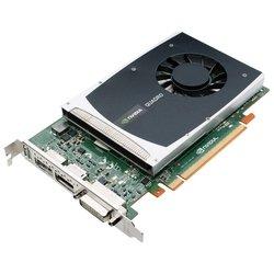 Видеокарта PNY Quadro 2000 625Mhz PCI-E 2.0 1024Mb 2600Mhz 128 bit DVI ОЕМ