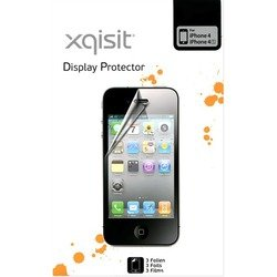 �������� ������ ��� iphone 4 / 4s (xqisit xq4013) (3 ��.)