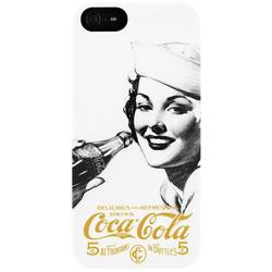 чехол для iphone 4, 4s (coca-cola cchs ip4g4ss1202) (golden beauty 13208)