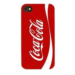 ����� ��� iphone 4, 4s (coca-cola cchs ip4g4ss1204) ( logo 13210)