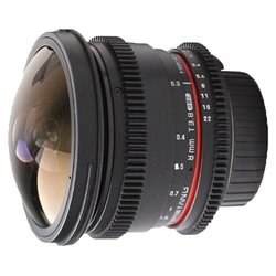 samyang 8mm t3.8 as if umc fish-eye cs ii vdslr mintola a