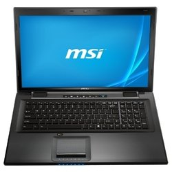 "msi cx70 2oc (core i7 4702mq 2200 mhz/17.3""/1920x1080/8192mb/750gb/dvd-rw/wi-fi/bluetooth/win 8 64)"