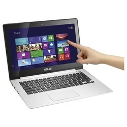 "asus vivobook s300ca (core i3 3217u 1800 mhz/13.3""/1366x768/4096mb/500gb/dvd нет/intel hd graphics 4000/wi-fi/bluetooth/win 8)"