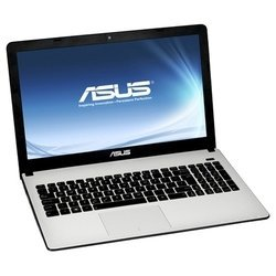 "asus x501a (pentium b980 2400 mhz/15.6""/1366x768/2048mb/750gb/dvd нет/intel hd graphics 2000/wi-fi/bluetooth/linux)"