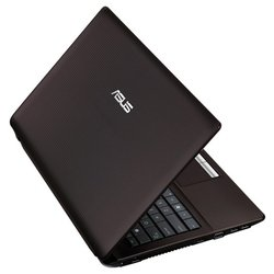 "asus k53be (e2 1800 1700 mhz/15.6""/1366x768/2048mb/320gb/dvd-rw/amd radeon hd 7470m/wi-fi/bluetooth/dos)"