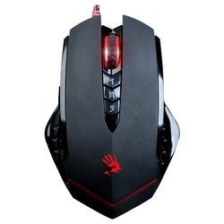 A4Tech Bloody V8 game mouse Black USB (������)