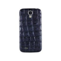 чехол для samsung galaxy s4 i9500 (anymode f-brfv000rbl fashion cover) (синий)