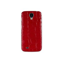 чехол для samsung galaxy s4 i9500 (anymode f-brfv000rrd fashion cover) (красный)