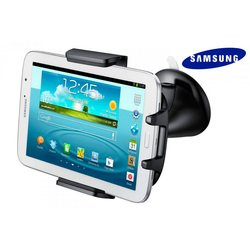 """Универсальный автомобильный держатель для планшетов 7-8"""" (Samsung EE-V100TABEGRU Оригинал) (черный)"""