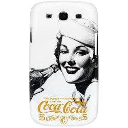 ��������� ����� ��� samsung galaxy s3 i9300 (coca-cola cchs glxys3s1202) (golden beauty 13253)