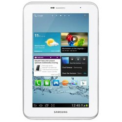 Samsung Galaxy Tab 2 7.0 P3100 8Gb (белый) + сим-карта Мегафон :::