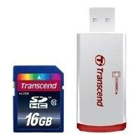 Transcend TS16GSDHC10-P2