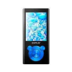 Explay M21 8Gb (черно-голубой) :::
