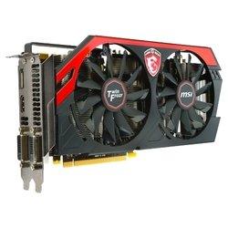MSI GeForce GTX 760 1085Mhz PCI-E 3.0 4096Mb 6008Mhz 256 bit 2xDVI HDMI HDCP RTL