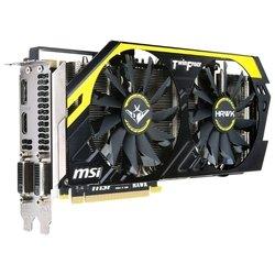 MSI GeForce GTX 760 1111Mhz PCI-E 3.0 2048Mb 6008Mhz 256 bit 2xDVI HDMI HDCP
