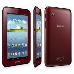 Samsung Galaxy Tab 2 7.0 P3100 8Gb garnet red (красный) + сим-карта Мегафон :::