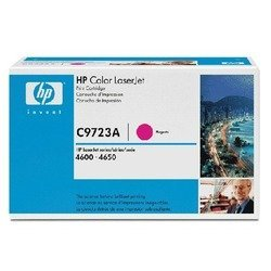 картридж для hp color laserjet 4600, 4650 (c9723a) (пурпурный)