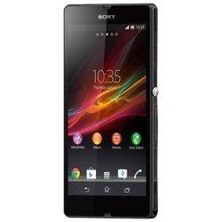Sony Xperia Z (C6602) (черный) + док-станция :