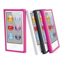 ����� ��� apple ipod nano 7 (muvit murub0057 rubber) (�����, ������, �������) + �������� ������