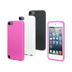 ����� ��� Apple iPod Touch 5 (Muvit MUCMP0033) (�����, ������, �������) + �������� ������