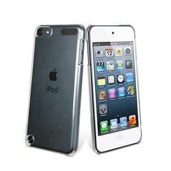 ����� ��� Apple iPod Touch 5 (Muvit MUCMP0036 Clearback Case) (����������) + �������� ������
