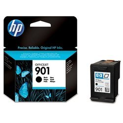 картридж для hp officejet j4580, 4640, 4680 (cc653ae №901) (черный)