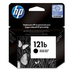 Картридж для HP Deskjet D1663, D2563, D2663, D5563, F2483, F2423, F2493, F4213, F4583, F4275, F4283, Photosmart C4683, C4783 (CC636HE №121B) (черный)