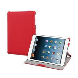чехол для apple ipad mini (muvit mussl0059 snow slim case) (красный)