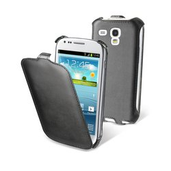����� ��� samsung galaxy s3 mini i8190 (muvit mussl0083 snow slim case) (������) + �������� ������