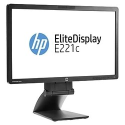 hp elitedisplay e221c (черный)