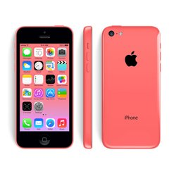 Apple iPhone 5C 32Gb (розовый) :