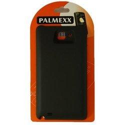 Аккумулятор для Samsung N7000 Galaxy Note (PALMEXX PX/SMN7000XL) (Увеличенной, повышенной емкости 4000mAh + задняя крышка черная)