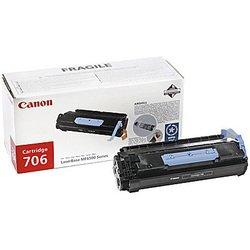 Картридж для Canon MF 6560PL, 6540PL, 6550, 6580PL, 6530 (706) (черный)