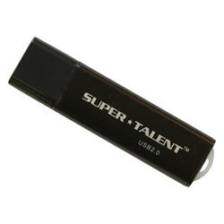 super talent usb 2.0 flash drive 4gb dh-вк (черный)